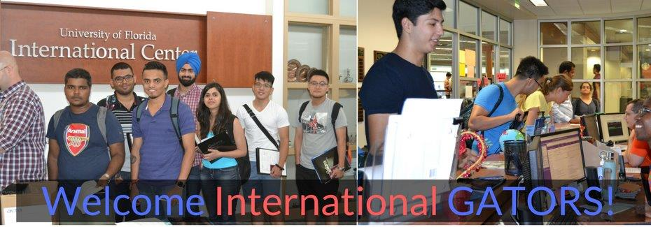 International Students - Welcome